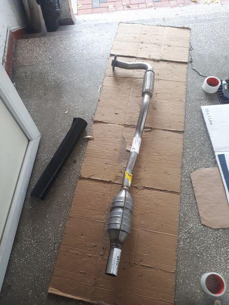 Saxofon catalizator racord flexibil Opel Astra G 1.6 8 valve benzina