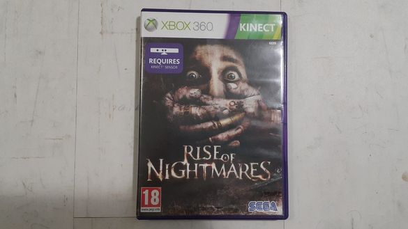 KINECT: Rise of Nightmares за XBOX 360 X360 Xbox One