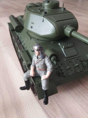 Macheta Tanc T34 scara1/16 de colectie