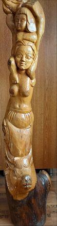 SUPER CADOU-Statuie din lemn