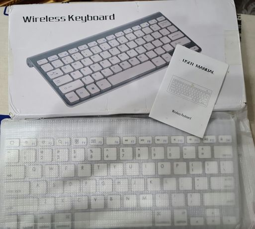 Продам беспроводную клавиатуру Apple Wireless Keyboard
