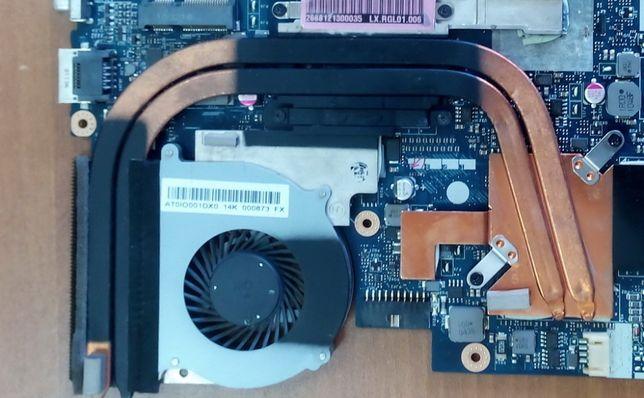 система охлаждения для ноутбука ASER ASPIRE 4830TG