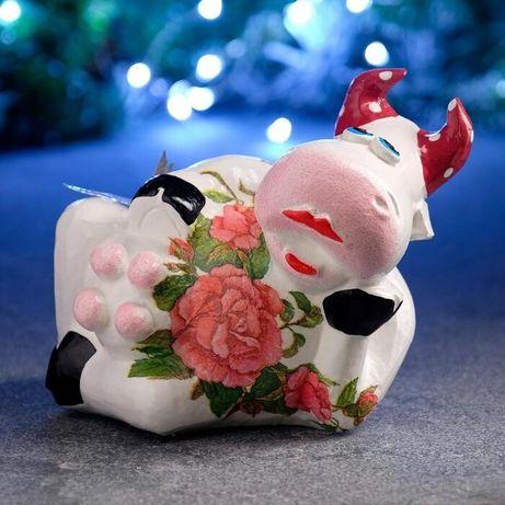 Копилка Корова символ года