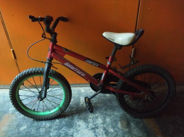 Велосипед детский 5-6 лет