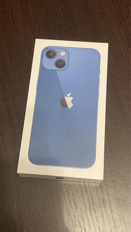 Sigilat ** Apple iPhone 13 128GB Blue Albastru Neverlocked Garantie