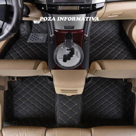 Covorase auto LUX PIELE 5D VW Tiguan,VW Passat B6/B7,VW Passat CC