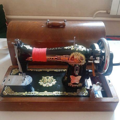 Швейная машина Тігін машинасы өте жақсы жағдайда