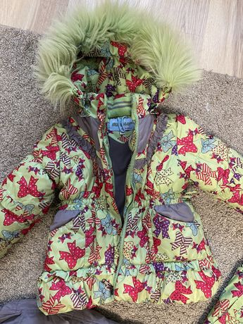 Куртка , комбинезон детский