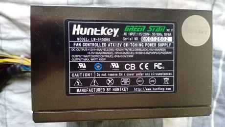 Блок питания HyntKey 500W
