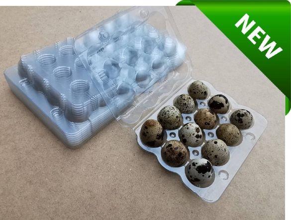 Опаковки за пъдпъдъчи яйца