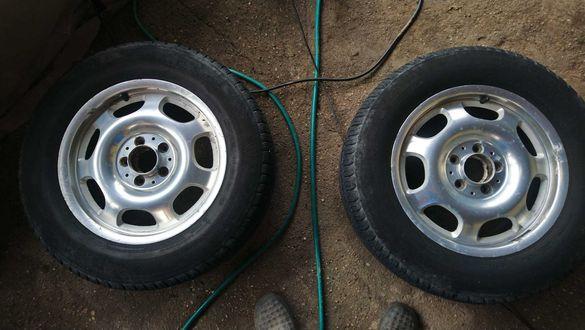 """Джанти с гуми за мерцедес 16"""""""