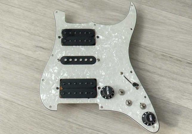 Звукосниматели для электрогитары хамбаккеры панель стратокастер гитара