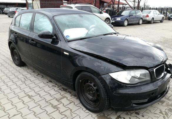 BMW 118d на части