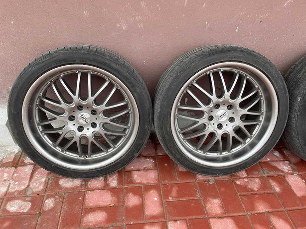 Jante aliaj Vw Audi Skoda 81/2JX19 ET35 R19 Dots