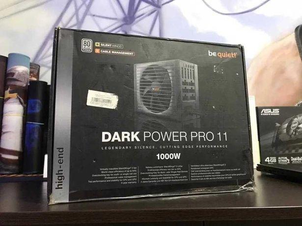 Блок питания ATX 1000W be quiet! Dark Power Pro 11