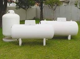 Rezervor, bazin, statie gaz, GPL, 1000 Litri italian