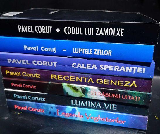 Seria Origini, integrala, 7 volume, de Pavel Corut
