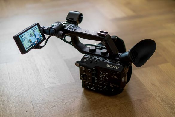 Sony FS5 - Shogun Inferno - 500SSD 4K - RAW Firmware