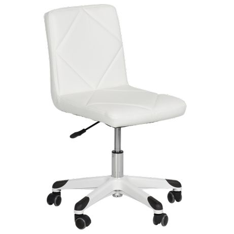 Козметичен работен стол различни цветове и модели с обелгалка и без