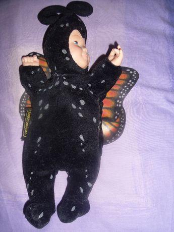 papusa fluture