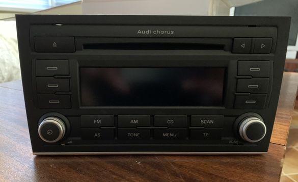 Оригинално радио-CD AUDI CHORUS за Audi A4/B7