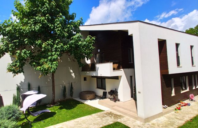 Casa mobilata utilata / la cheie schimb cu apartament