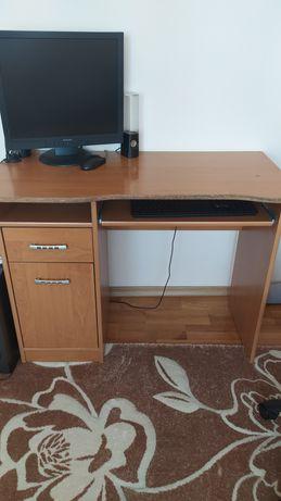 Бюро + удобен стол