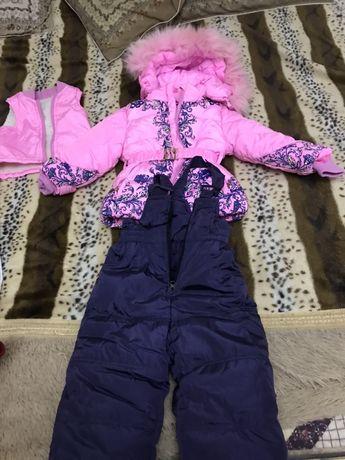 Детский кыстык куртка