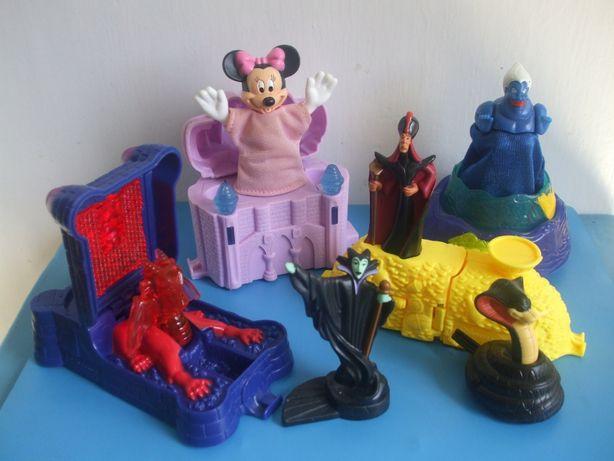 4 figurine din povesti Disneyland Paris 2003