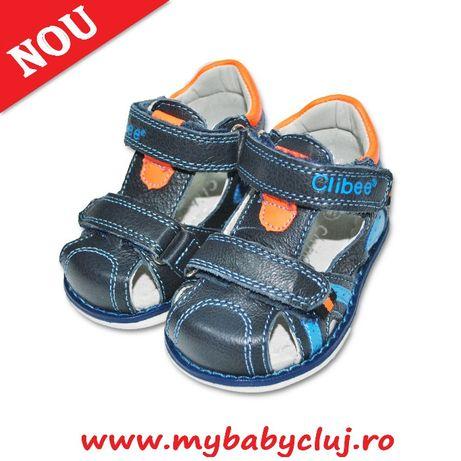 Sandale Clibee baieti | Sandale copii | Sandale piele bebe model 2018