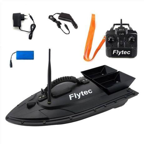 Barca/Navomodel de pescuit plantat si nadit momeala Flytec Resigilat