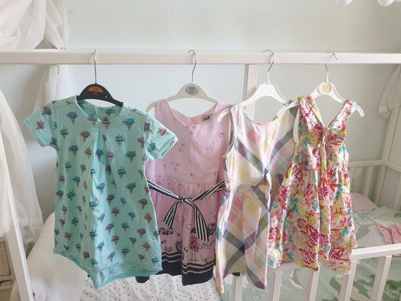 Летни дрешки Zara, H&M