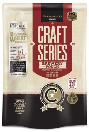 Mangrove Jack's Craft Series - kituri bere de casa calitate premium
