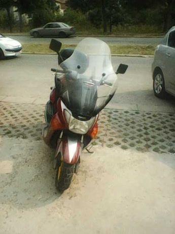 Мотоциклет Сузуки УЦ 125 Епикуро