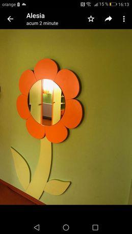 Oglinda idedl pentru dormitor de fete