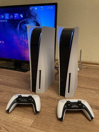 Установлю игры на Sony Playstation 5