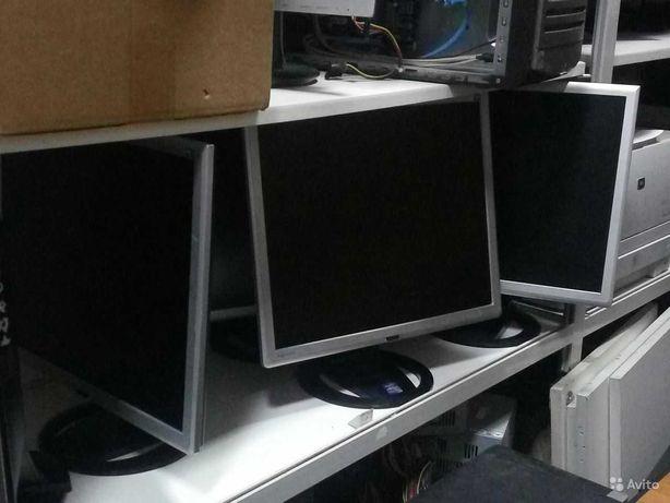 Мониторы для офиса дома, видеонаблюдения, Доставка! 15-27 диагональ