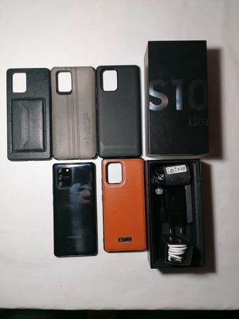 Samsung s10 lite 6/128gb.