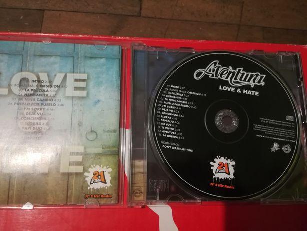 Audio CD Aventura