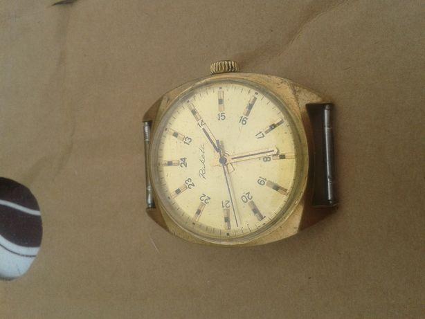 продам раритет позолоченные часы Ракета наручные ссср рабочие