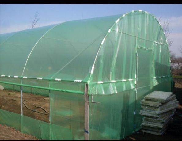 Solar pentru Legume din teava galvanizata de 3/4 țoli