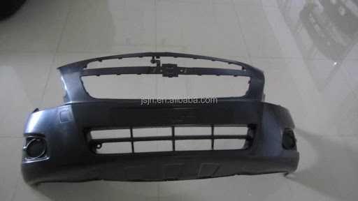 Бампер передний Шевроле Кобальт/Chevrolet Cobalt
