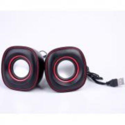 Speakers Тонколони за компютър-лаптоп 2.0 Ruizu RZ-480 2x3W USB захран