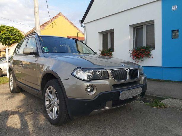 Vând BMW X3 - Funcționează și arată impecabil !!!