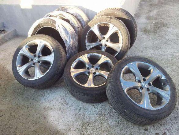 Джанти с гуми за Хонда 19'