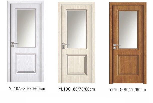 Usi Lux Interior din MDF Cu Toc,Balamale si Maner Incluse YL010A.C.D