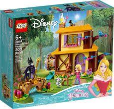 LEGO Disney Casuta din padure a lui Sleeping Beauty 43188 NOU/sigilat