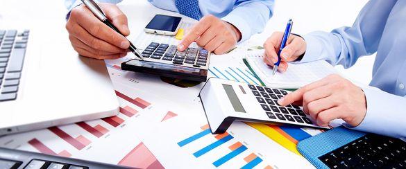 Попълване на годишни данъчни декларации, месечно счетоводно обслужване