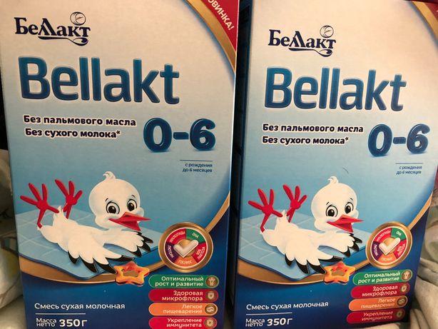 Смесь Bellakt 0-6