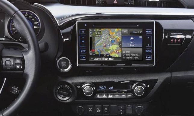 Harti Navigatie Europa 2020 V2 Toyota Touch / Touch GO Plus / Touch 2